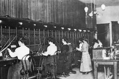 El origen de las centralitas telefónicas