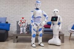 Aldebaran Robotics - société française rachetée par SoftBank