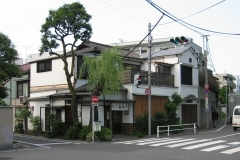 Pictures of Nezu Neighborhood, Tokyo, 2007
