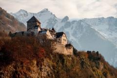 Castle Vaduz, Vaduz, Liechtenstein
