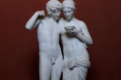 Cupid and Psyche or Amor and Psyche is a sculpture by Bertel Thorvaldsen, begun in 1804 and completed in 1807.