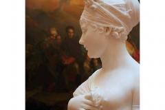 Madame de Recamier, Joseph Chinard (1808)