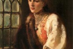 Konstantin Yegorovich Makovsky (1839-1915) Russian painter