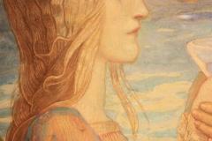 1912 - Tristan and Isolde, John Duncan
