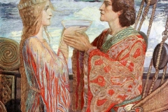 1912 - Tristan and Isolde, John Duncan