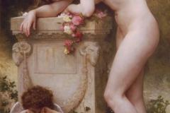 1899 - Douleur d'amour, Bouguereau