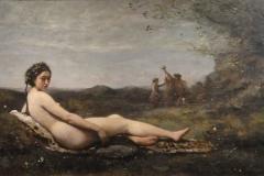 Jean Baptiste Camille Corot (1796-1875) - Rest