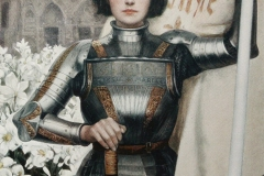 Joan of Arc - Albert Lynch - 1903 - Peru
