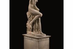 Lorenzo Bartolini (1777 – 1850) nymph Arnina