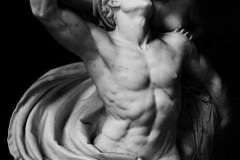 Mercury and Psyche.-Reinhold Begas -.[1895].