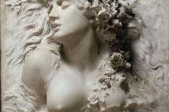 Ophelia by Sarah Bernhardt