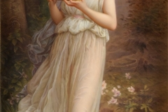 Pandora by Charles-Amable Lenoir (1902)