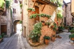 Spello, Perugia Italy.