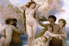 William Bouguereau - La naissance de Vénus - 1879