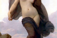 William Bouguereau - Soir - 1882