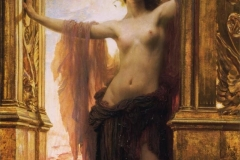 the Gates of Dawn - Herbert James Draper, 1900.